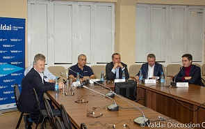 The Valdai Club Session at 13th Russian International Studies Association Convention (RISA)