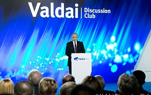 Vladimir Putin Meets with Members of the Valdai Discussion Club