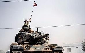 "Operation ""Euphrates Shield"": Why Did Turkish Tanks Enter Syria?"