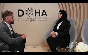 H.E. Lolwah Rashid Al-Khater on improving Life in the Arab Region After The Arab Spring