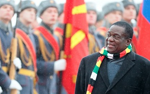 The Ideology of Russia's Return to Africa, and the Zimbabwean President's Visit to Moscow