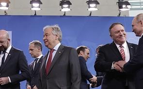 The Berlin Conference on Libya: Fragile Hopes