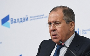 Sergey Lavrov's Greeting to the Organisers and Participants Of The Ninth Valdai Club Middle East Conference