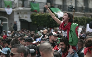 Algeria: Mass Protests as an Enduring Feature of Political Life