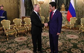 Keeping the Good Work: Russia and Japan Build Confidence Measures