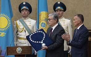 """""""Operation Successor"""": Why Did Nazarbayev Follow Deng Xiaoping's Option?"""