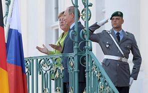 Putin-Merkel Summit: Germany Makes the First Move