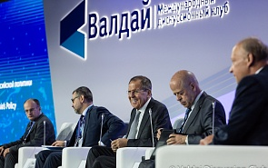 Photo Gallery: Session 6. Middle East in the General Context of Russia's Policy