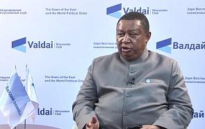 Mohammad Sanusi Barkindo on OPEC and Russia