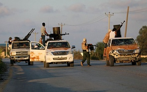 Libya, a Territory of Chaos and Lawlessness