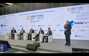 Risks Sanctions Pose to the Global Financial System and International Business. Valdai Discussion Club Session at SPIEF-2021