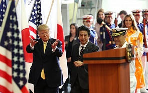 Trump's Visit to Japan: New Slices in Golf Diplomacy