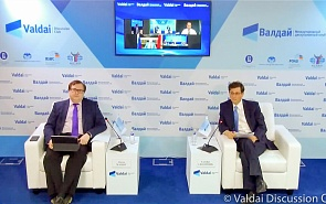 Photo Gallery: Strategic Economic Interaction Between China and Russia in the Post-Pandemic Era. An Online Discussion