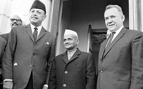 India-Pakistan War: Tashkent Declaration – Then and Now