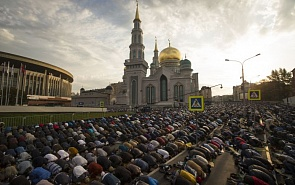Russian Islam and the Situation in the Middle East