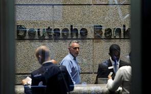 Deutsche Bank - The End of an Aberration