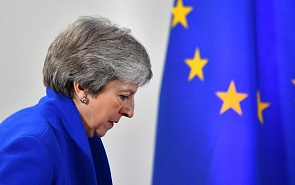 No Deal, No Love: Theresa May Threatened with Removal