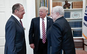 Trump Remains Interested in Engaging Russia Despite Domestic Situation