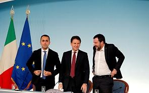 Italy as Enfant Terrible of European Unity