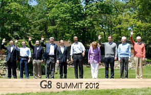 G8 Summit: Nothing Significant Achieved