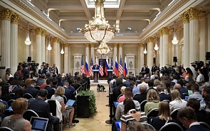 U.S.- Russia Relations and a Second Trump-Putin Summit