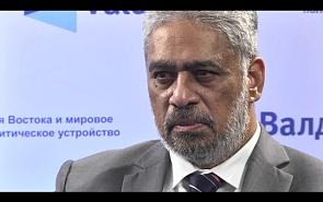 С Raja Mohan on India as Maritime Power