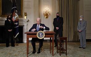 Biden's 'Climate Manifesto': Global Carbon Footprint Games