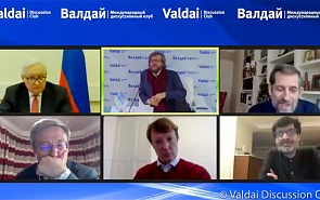 """Photo Gallery: """"Staying Sane in a Crumbling World"""". Valdai Club Report Presentation"""