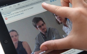 Edward Snowden and Democratization Through the Web
