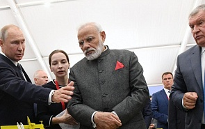 India, Russia and the Indo-Pacific