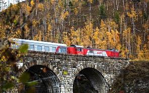 Eurasian Railway Breakthrough