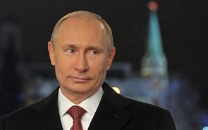 Vladimir Putin Tops Person of the Year 2013 List According to the Valdai Club Experts