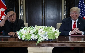 The Interdependence of Trump and Kim