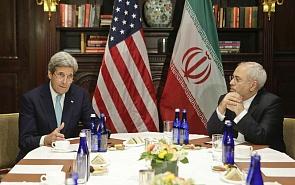 What is Behind Washington's Tilt Toward Iran?