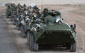 Report: International Intervention in Conflicts. UN, OSCE, EU, NATO, CSTO Peacekeeping Policies
