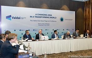 Photo Gallery: The 9th Asian Regional Conference. Asia on the World Map of Security. Session 1