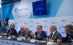 Russia in the Middle East. Special Session of the Valdai Club Middle East Conference (in English)