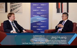 Huang Jing: Russia Plays a Key Role in the Eurasia Project