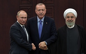 From Ceasefire to Peace: The Necessity for a Russia, Iran and Turkey Partnership in the Karabakh Peace Talks