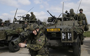 NATO and the Imaginary Russian Threat