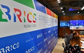 BRICS+ as an Anti-Crisis Platform for the Global South