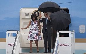 Obama's Visit to Cuba