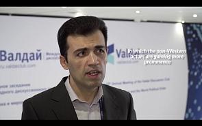 Hamidreza Azizi on How Does Iran View the International Order