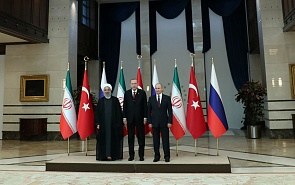 Astana Format and the Prospects of a Trilateral Understanding On Syria