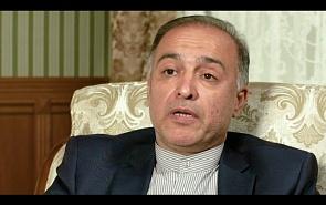 Mahdi Sobhani on Iranian Foreign Policy