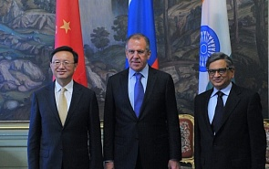 Russia-India-China: Trilateral Cooperation and Prospects