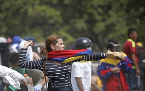 Venezuela: Two for Tango and the Voyeurs