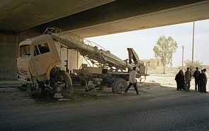 Russian Weapons to Save Iraq