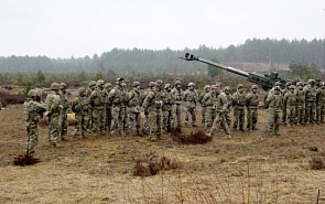 Standoff Between Russia and NATO