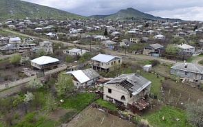 Status Quo in Nagorno-Karabakh Conflict Is Detrimental to Russia and Its Allies